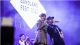 Những khoảnh khắc 'bùng nổ' tại 'Bandland Fest 2020'