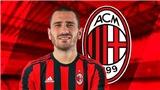 NÓNG!!! Bonucci chuyển từ Juventus sang Milan, lương 10 triệu euro/mùa