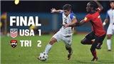 SỐC: Panama ngoạn mục giành vé dự World Cup 2018 từ tay tuyển Mỹ