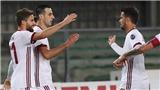 CHOÁNG: AC Milan ghi bàn tiki-taka còn hơn cả Barcelona!