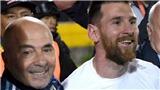 'Bóng đá nợ Messi một World Cup'