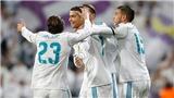 Video clip highlights bàn thắng trận Real Madrid 3-2 Dortmund