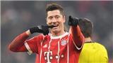 Đòi rời Bayern, Robert Lewandowski sẽ đầu quân cho đội nào?
