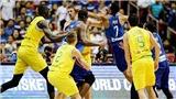 13 cầu thủ bóng rổ Philippines và Australia bị phạt nặng sau màn đánh nhau kinh hoàng trên sân