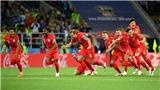 Video clip bàn thắng Colombia 1-1(pen 3-4) Anh: Nghẹt thở ở loạt đấu súng