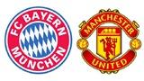 Video clip highlight bàn thắng Bayern Munich 1-0 M.U