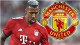 M.U muốn Bayern giảm 5 triệu bảng nữa để chiêu mộ Jerome Boateng