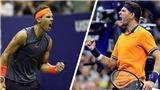 Trực tiếp Bán kết giải Mỹ mở rộng Rafael Nadal vs Del Potro (03h00,08/9)
