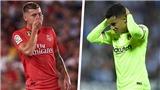 CẬP NHẬT sáng 27/9: Nội bộ M.U chia rẽ vì Pogba và Mourinho. Real và Barca cùng thua. Dortmund thắng 7-0