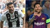 CẬP NHẬT tối 24/9: Messi và Ronaldo không tham dự gala The Best. Pogba bị yêu cầu im lặng