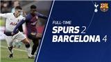 CẬP NHẬT tin sáng 4/10: Barca hạ Spurs. Thời điểm Mourinho bị sa thải. Ronaldo lên tiếng vụ cưỡng hiếp