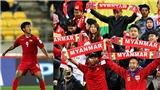 Nhận định và trực tiếp Lào vs Myanmar (19h30, 6/11). VTV5, VTV6 trực tiếp bóng đá