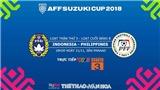 Soi kèo, dự đoán và trực tiếp bóng đá Indonesia vs Philippines (19h, 25/11), AFF Cup 2018. VTV5, VTV6, VTC3