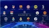 Link xem trực tiếp bốc thăm vòng 1/8 Champions League