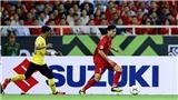 Soi kèo Malaysia vs Việt Nam. Nhận định Việt Nam. VTV6, VTC3 trực tiếp bóng đá AFF Cup 2018