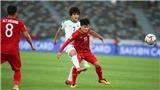 Bảng xếp hạng và lịch thi đấu bóng đá Asian Cup 2019