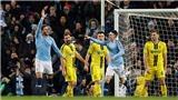 Video Man City 9-0 Burton Albion: Mưa bàn thắng tại Etihad