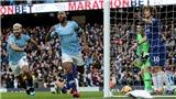 Video Man City 6-0 Chelsea: Sarri-ball tan nát dưới triết lý của Pep