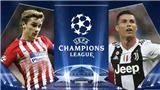 VIDEO Soi kèo Atletico Madrid vs Juventus (03h00, 21/2), vòng 1/8 Champions League
