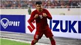 Hà Đức Chinh đã thi đấu thăng hoa, di chuyển hợp lý thế nào trước Thái Lan?