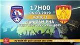 Nhận định Than Quảng Ninh vs Thanh Hóa (17h00,06/03). Trực tiếp VTV5, VTV6, BĐTV