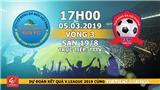 Nhận định Khánh Hòa vs Hải Phòng (17h00, 05/03). Trực tiếp TTTV