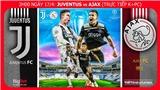 Nhận định vàtrực tiếpJuventus vs Ajax (2h00 ngày 17/4), lượt về tứ kết Cúp C1. Trực tiếp K+PC