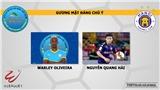 Khánh Hòa vs Hà Nội: Nhận định và trực tiếp bóng đá VTV6 (19h00, 12/4). Lịch thi đấu Wake-up 247 V-League 2019