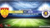Thanh Hóa vs Hà Nội: Trực tiếp bóng đá và nhận định (17h00,11/05), V-League 2019