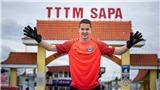 Thủ môn Filip Nguyễn từ chối về Việt Nam, muốn ở lại châu Âu