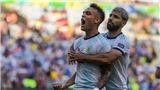 VIDEO bàn thắng Venezuela 0-2 Argentina: Đại chiến Argentina vs Brazil ở bán kết