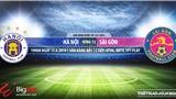 Hà Nội vsSài Gòn: VTV6 trực tiếp bóng đá(19h00,13/06).Dự đoán bóng đá V League 2019