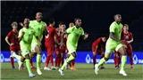 Báo nước ngoài nuối tiếc cho Việt Nam khi thua Curacao ở loạt đá luân lưu