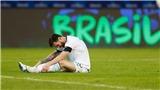 THỐNG KÊ: Tuyển Argentina có thành tích cực tệ kể từ khi Messi trở lại