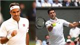 Trực tiếp Wimbledon 2019. Xem trực tiếp tennis: Djokovic vs Federer