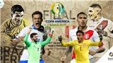 Brazil 3-1 Peru: Jesus dính thẻ đỏ, Brazil vẫn đoạt chức vô địch Copa America 2019