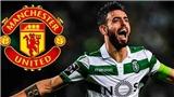 MU: Chuẩn bị tạo 'bom tấn' với siêu tiền vệ của Bồ Đào Nha