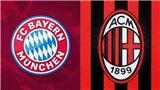 Bayern Munich 1-0 AC Milan: Goretzka mang về chiến thắng cho 'Hùm xám'