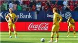 VIDEO Osasuna 2-2 Barcelona: Griezmann gây thất vọng, thần đồng 16 tuổi cứu nguy