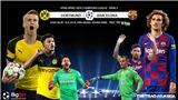 Soi kèo bóng đá: Dortmund đấu với Barcelona. K+, K+PM trực tiếp C1