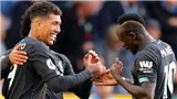 VIDEO Burnley 0-3 Liverpool: Toàn thắng 4 vòng đấu, The Kop ngạo nghễ ở ngôi đầu