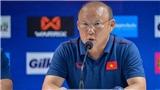 VIDEO: HLV Park Hang Seo nổi giận với quan chức và phóng viên Thái Lan