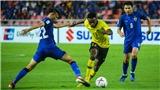 Vòng loại World Cup 2022: Sao nhập tịch trở lại, Malaysia tự tin chiến Indonesia