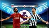 Soi kèo bóng đá: Liverpool đấu với Newcastle (18h30 hôm nay). Trực tiếp K+, K+PM