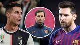 Van Nistelrooy: 'Ronaldo, Iniesta, Hazard, Mbappe và Salah kết hợp lại mới bằng được Messi'
