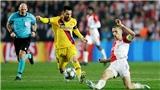Bóng đá hôm nay 24/10: Messi tỏa sáng giúp Barca chiến thắng. MU mất 31 triệu bảng vì Sanchez