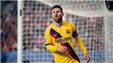 Slavia Praha 1-2 Barcelona: Messi cân bằng kỷ lục của Ronaldo và Raul ở Champions League