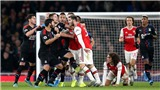 Arsenal 2-2 Crystal Palace: 10 phút dẫn 2 bàn, Arsenal vẫn hòa vì hàng thủ kém