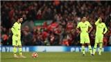 VIDEO: Phòng thay đồ Barca im lặng đến đáng sợ thế nào sau khi thua Liverpool 0-4 ở Cúp C1?