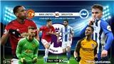 Man Utd 3-1 Brighton: Chiến thắng xứng đáng cho thày trò Solskjaer
